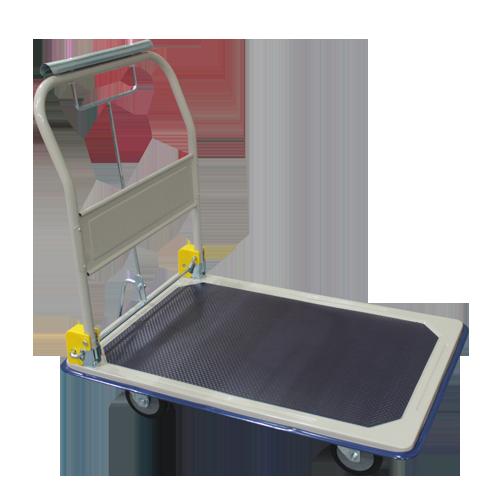 Platform Trolley w/ Hand Brake